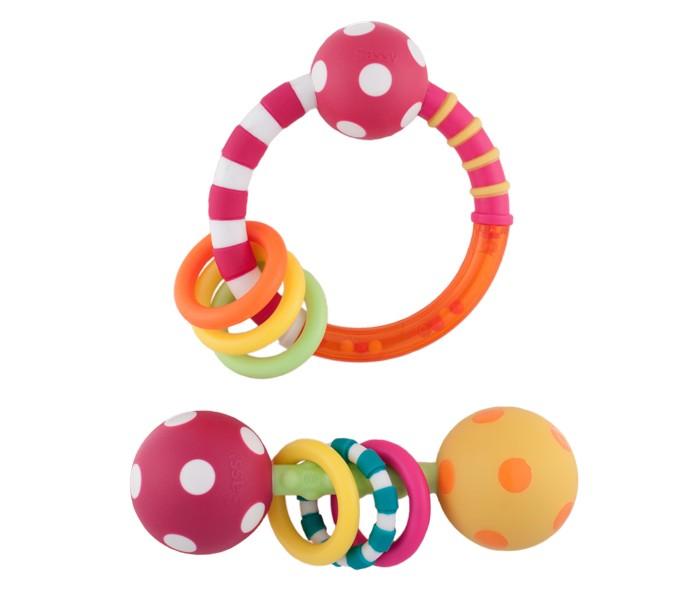 Погремушки Sassy Набор погремушек 80201EP нтм игрушка пластм набор погремушек 4602010375831 мульт