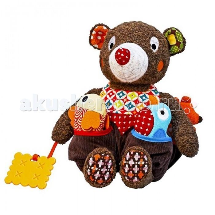 Развивающая игрушка Ebulobo Мишка
