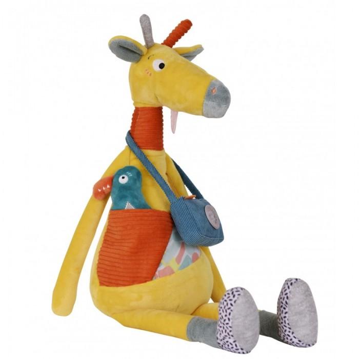Развивающие игрушки Ebulobo Жираф Билли каталки игрушки ebulobo мишка большая