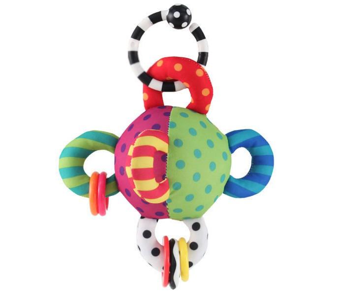 Картинка для Подвесная игрушка Sassy мягкая