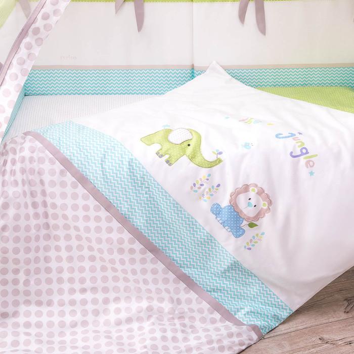 Постельное белье Perina Джунгли (3 предмета) mantra