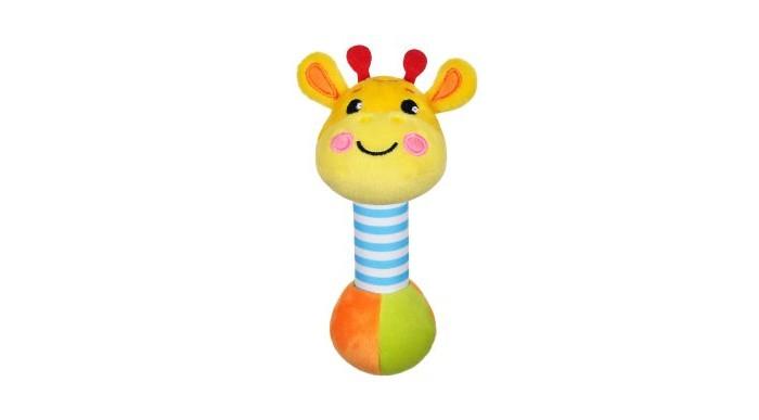 Погремушки Жирафики со звуком Жирафик жирафики погремушка дельфинчик со светом и звуком