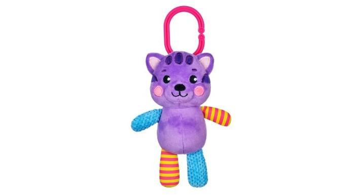 Подвесные игрушки Жирафики с вибрацией Котик