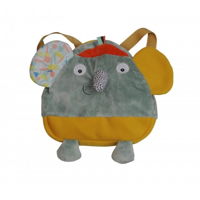 Спорт и отдых , Сумки для детей Ebulobo Рюкзачок Слоненок Зиги арт: 398479 -  Сумки для детей