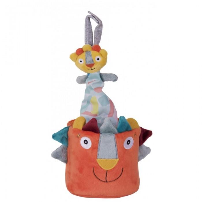 Музыкальные игрушки Ebulobo Львенок Вуги каталки игрушки ebulobo мишка