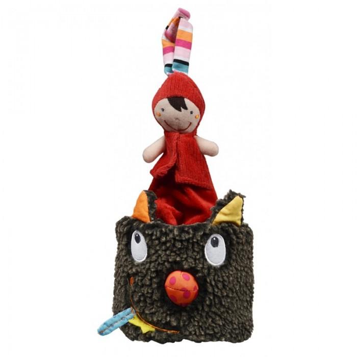 Музыкальные игрушки Ebulobo Волчонок в шляпе шкатулка для рукоделия rto с вкладышем 23 х 23 х 14 см