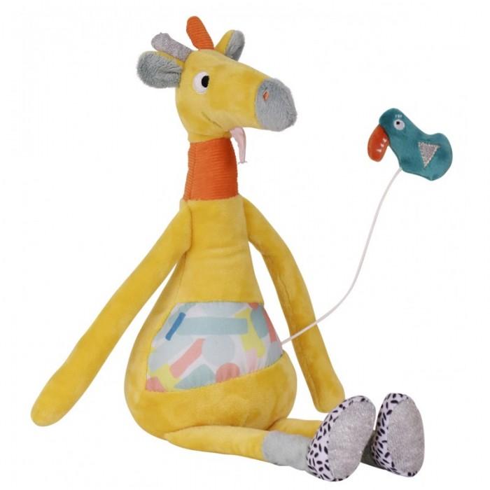 Музыкальные игрушки Ebulobo Жираф каталки игрушки ebulobo мишка