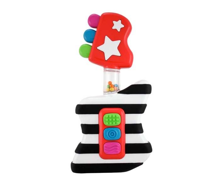 Музыкальные игрушки Sassy Гитара игрушки для детей
