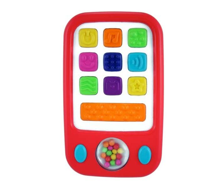 цена Развивающие игрушки Sassy Телефон онлайн в 2017 году