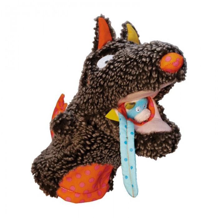 Ролевые игры Ebulobo Игрушка на руку Волк-Обжора игрушка