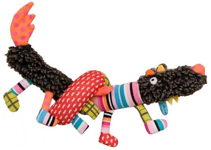 Мягкие игрушки Ebulobo Сосиска Волчонок 65 см каталки игрушки ebulobo мишка большая