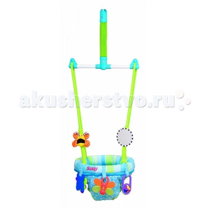 Детская мебель , Прыгунки Sassy Качели подвесные арт: 398809 -  Прыгунки
