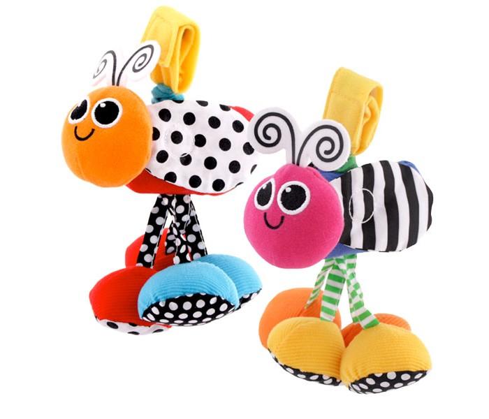 Подвесные игрушки Sassy Подвеска мягкая 80167EP подвесные игрушки мир детства мини подвеска слоненок