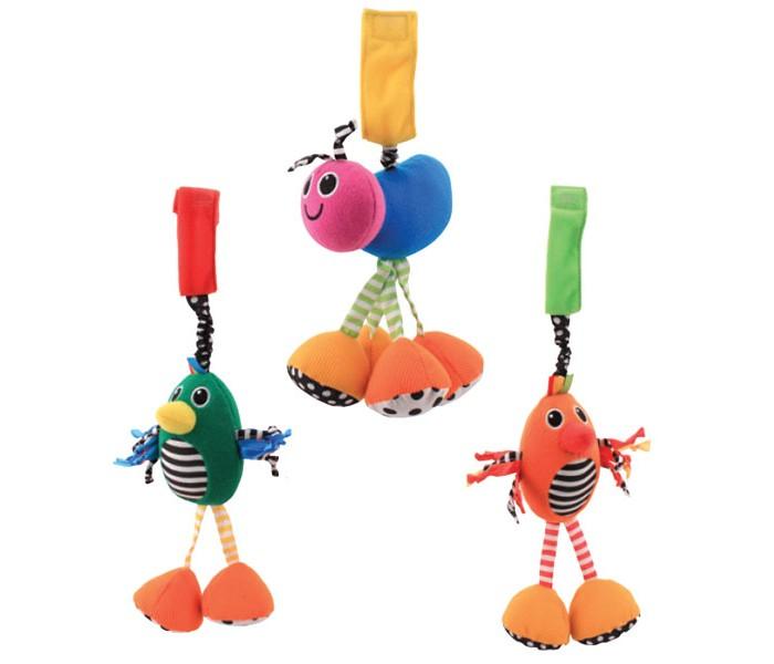Подвесные игрушки Sassy Подвеска мягкая 80183EP подвесные игрушки мир детства мини подвеска слоненок