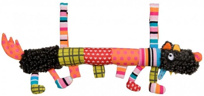 Мягкие игрушки Ebulobo Сосиска Волчонок 40 см каталки игрушки ebulobo мишка большая