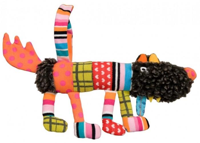 Мягкие игрушки Ebulobo Сосиска Волчонок 20 см каталки игрушки ebulobo мишка большая