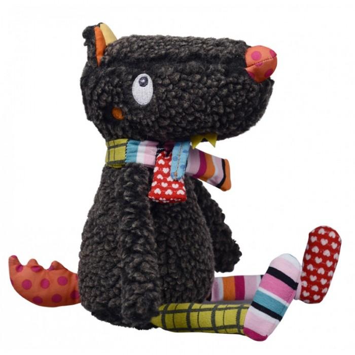 Мягкие игрушки Ebulobo Малыш Волчонок каталки игрушки ebulobo волчонок