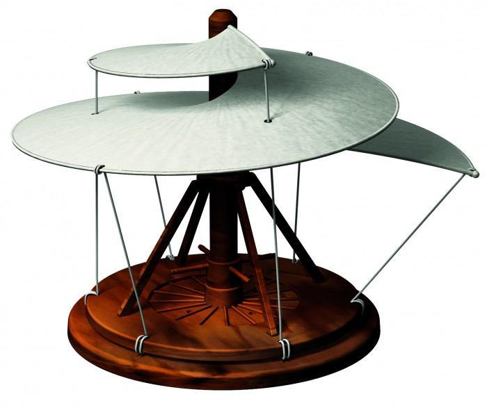 Конструкторы Edu-Toys Изобретение Леонардо Да Винчи DV002 вешалка леонардо