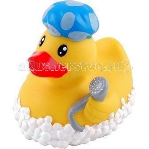 Игрушки для ванны Canpol Игрушка в ванну Веселые утятки 2/992 1 шт. сетка для игрушек в ванну купить в волгограде