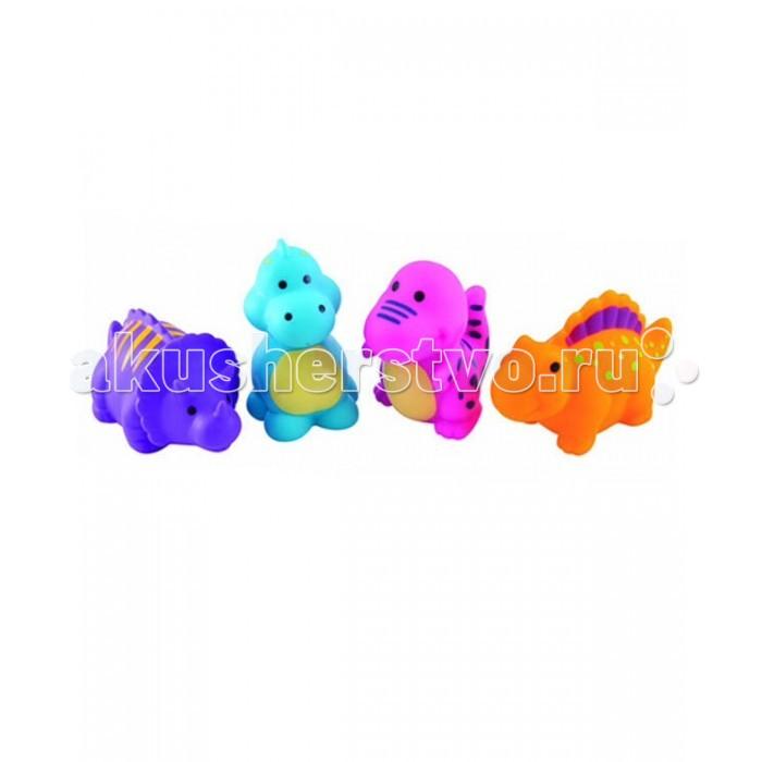 Купить Игрушки для ванны, Canpol Игрушка в ванну Динозаврики 4 шт. 2/995