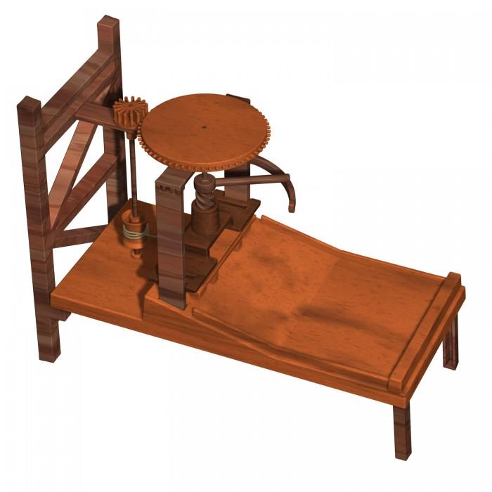 Конструкторы Edu-Toys Изобретение Леонардо Да Винчи DV005 сергей коровин изобретение оружия