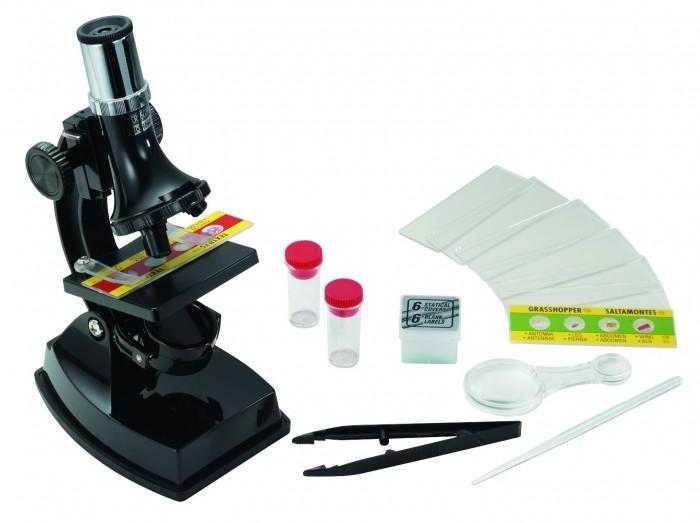 Наборы для творчества Edu-Toys Микроскоп MS006 наборы для творчества edu toys микроскоп 100x300x600