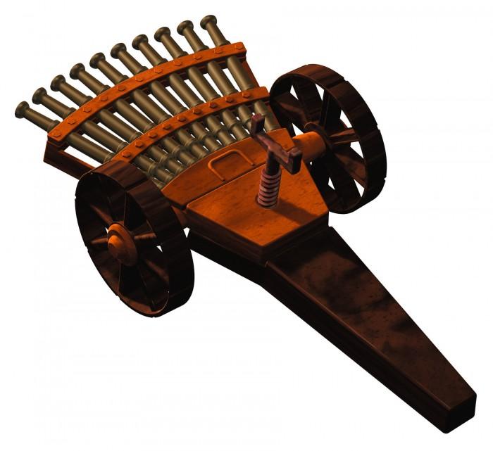 Конструкторы Edu-Toys Изобретение Леонардо Да Винчи DV006 игровой набор playmates toys патрульные багги леонардо и донателло