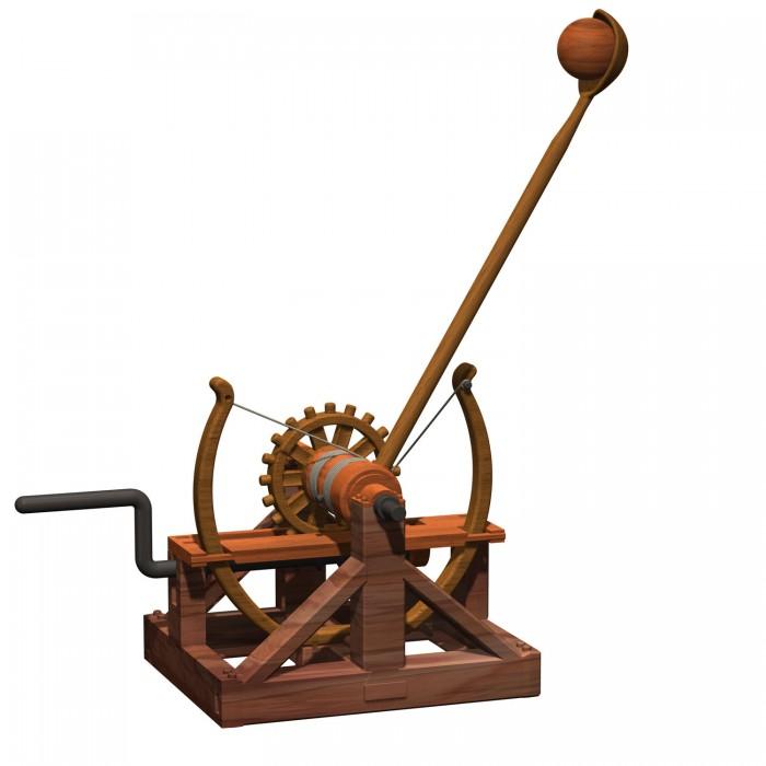 Конструкторы Edu-Toys Изобретение Леонардо Да Винчи DV010 вешалка леонардо