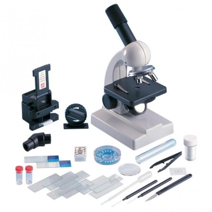 Наборы для творчества Edu-Toys Микроскоп 100х900 MS901 eastcolight мр 900 микроскоп с панорамной насадкой