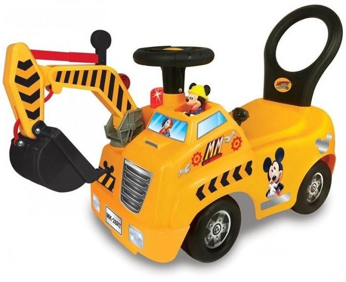 Детский транспорт , Каталки Kiddieland Пушкар Кран Микки Мауса арт: 399234 -  Каталки