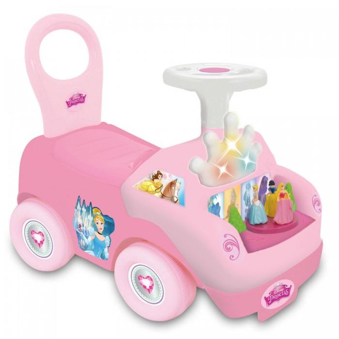 Детский транспорт , Каталки Kiddieland Пушкар Волшебная Принцесса арт: 399239 -  Каталки