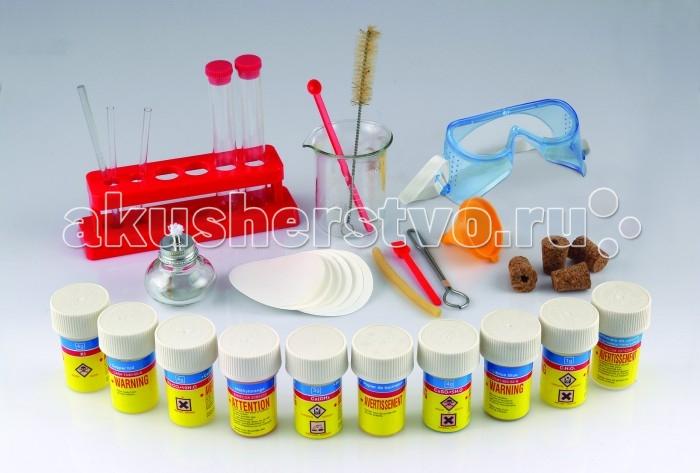 Наборы для творчества Edu-Toys Лаборатория xимический набор CM001 игрушки для ванны tolo toys набор ведерок квадратные