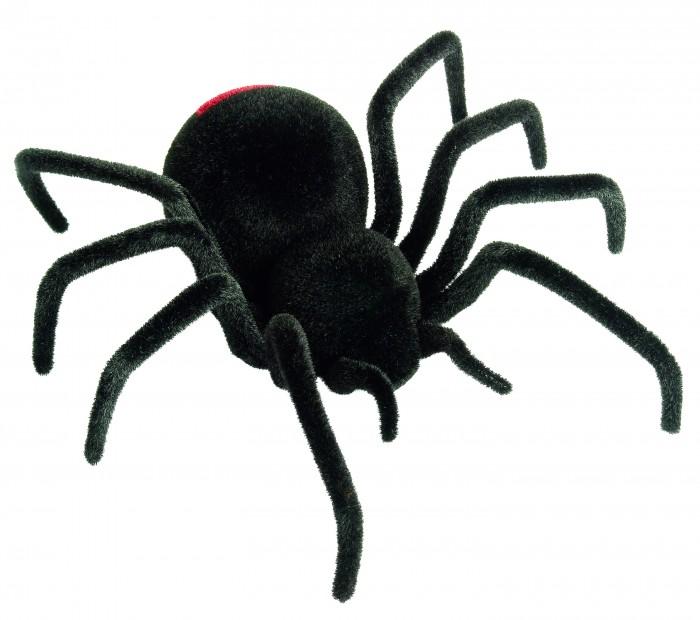 Интерактивная игрушка Edu-Toys Паук Черная вдова радиоуправляемый