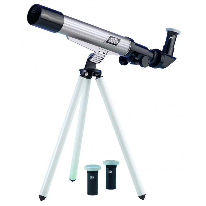 цена на Наборы для творчества Edu-Toys Телескоп 20x30x40