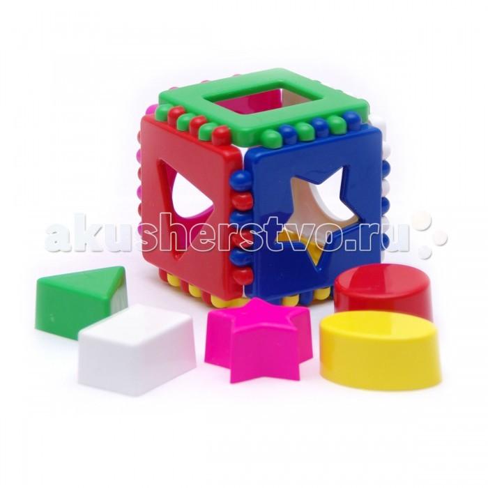 Сортеры Каролина-М Кубик логический малый подвесная люстра mw light афина 1 357010208