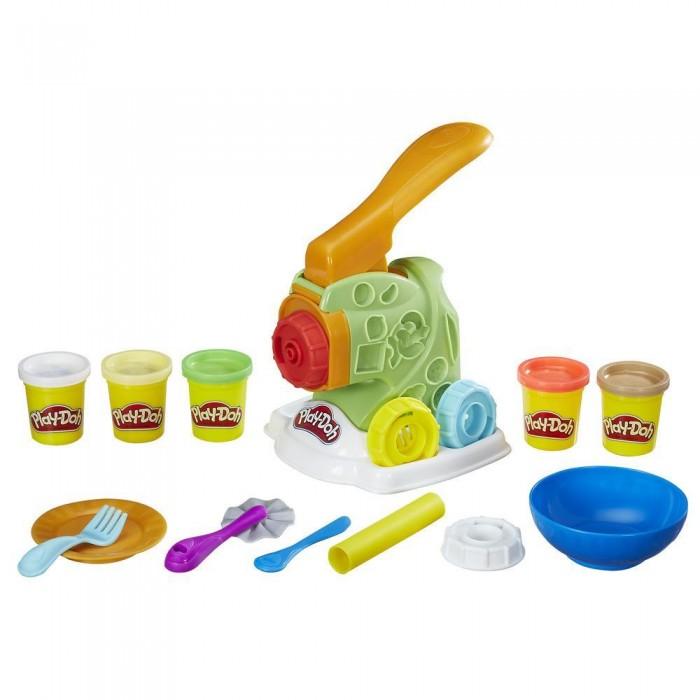 Всё для лепки Play-Doh Игровой набор Машинка для лапши двойной нож для изготовления цветов через интернет