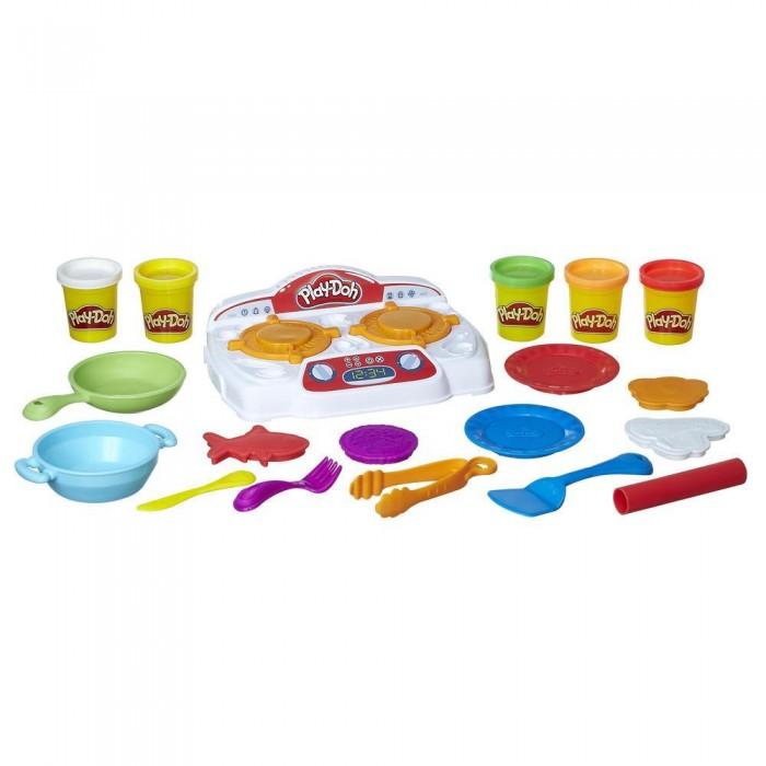Творчество и хобби , Всё для лепки Play-Doh Игровой набор Кухонная плита арт: 399974 -  Всё для лепки