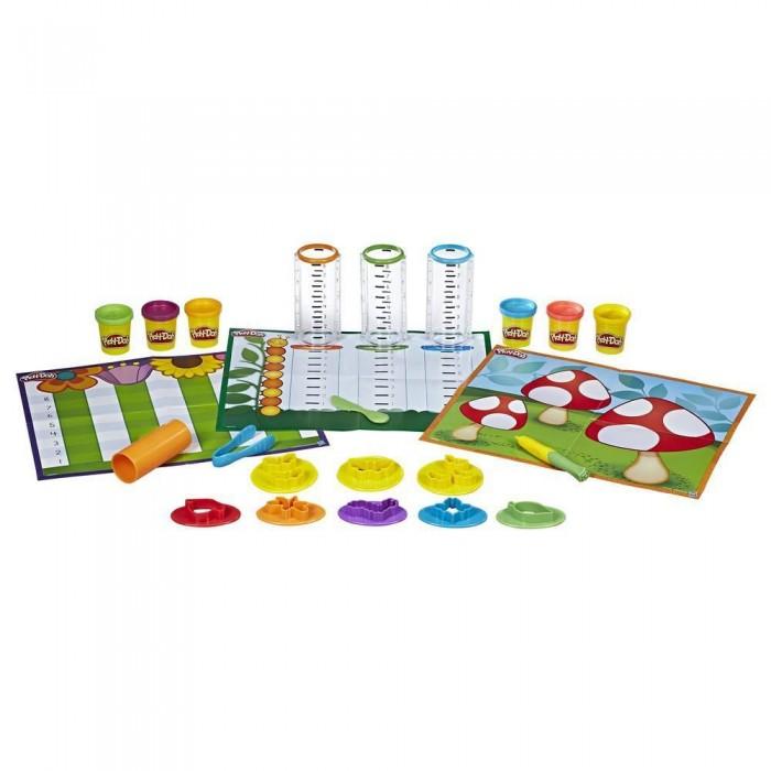 Творчество и хобби , Всё для лепки Play-Doh Игровой набор Сделай и измерь арт: 399979 -  Всё для лепки