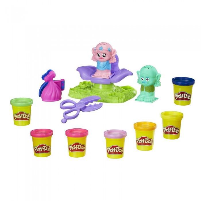 Всё для лепки Play-Doh Игровой набор Тролли наборы для лепки play doh игровой набор сумасшедшие прически