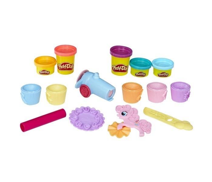 Творчество и хобби , Всё для лепки Play-Doh Игровой набор Вечеринка Пинки Пай арт: 399999 -  Всё для лепки