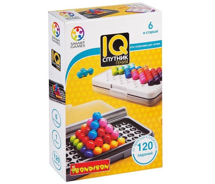 Настольные игры Bondibon Логическая игра IQ-Спутник гения bondibon логическая метро