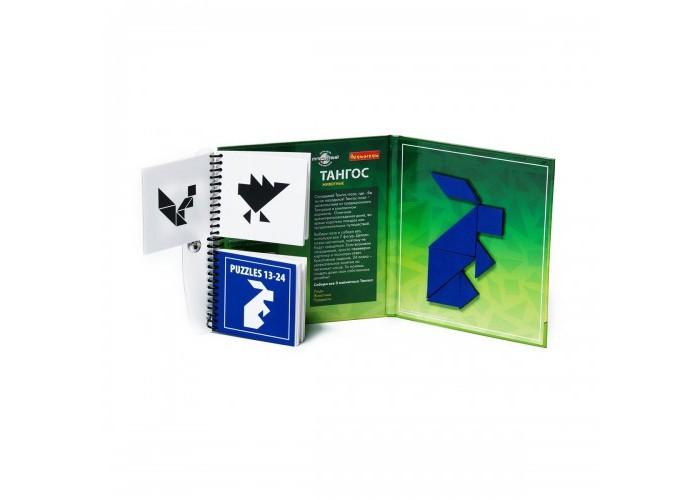 Настольные игры Bondibon Магнитная игра для путешествий Тангос Животные настольные игры djeco игра eduludo числа бинго