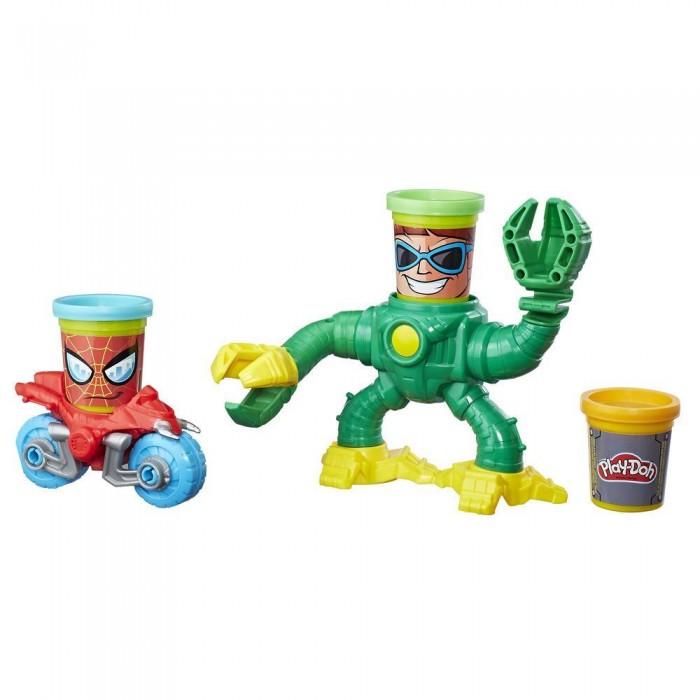 Творчество и хобби , Всё для лепки Play-Doh Игровой набор Человек-Паук арт: 400204 -  Всё для лепки