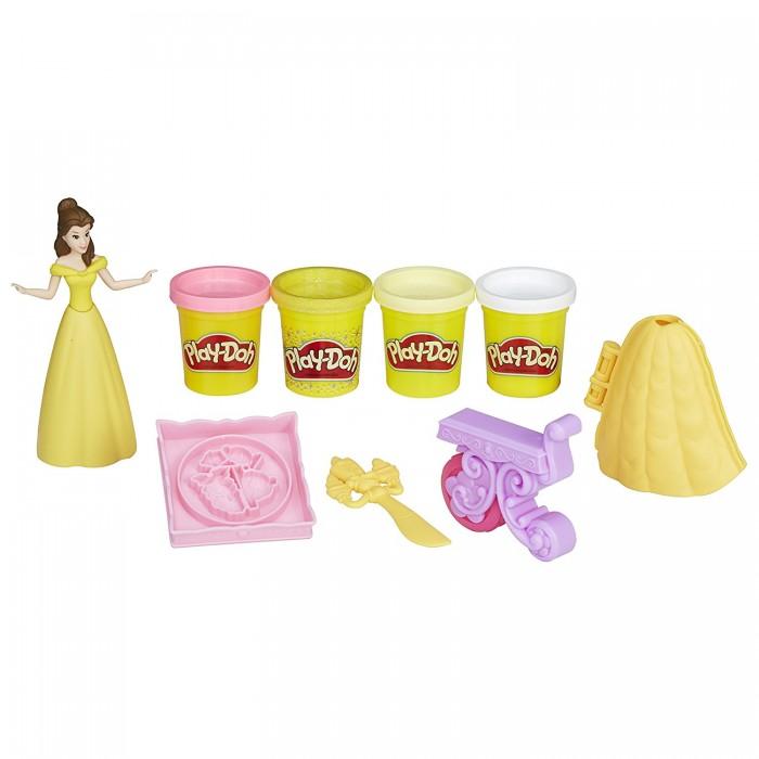 Творчество и хобби , Всё для лепки Play-Doh Игровой набор Банкет Белль арт: 400209 -  Всё для лепки