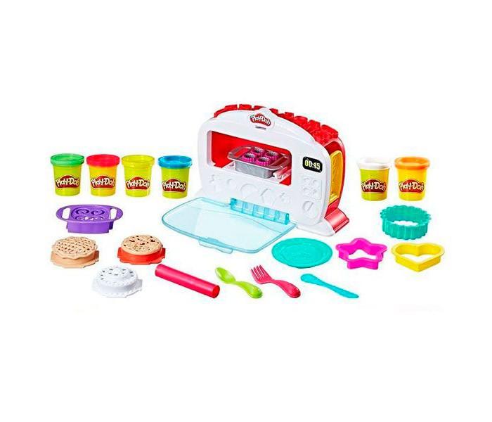Всё для лепки Play-Doh Игровой набор Чудо печка play doh игровой набор для выпечки