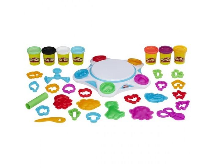 Творчество и хобби , Всё для лепки Play-Doh Игровой набор Создай мир Студия арт: 400304 -  Всё для лепки