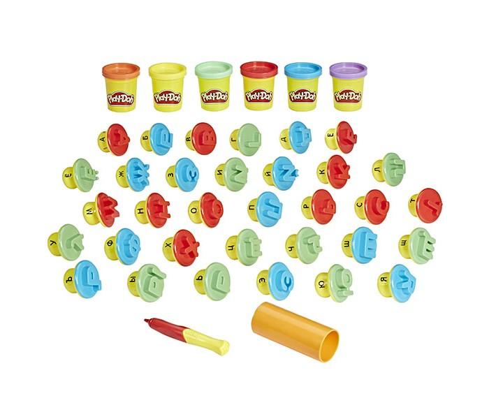 Творчество и хобби , Всё для лепки Play-Doh Игровой набор Буквы и языки арт: 400309 -  Всё для лепки