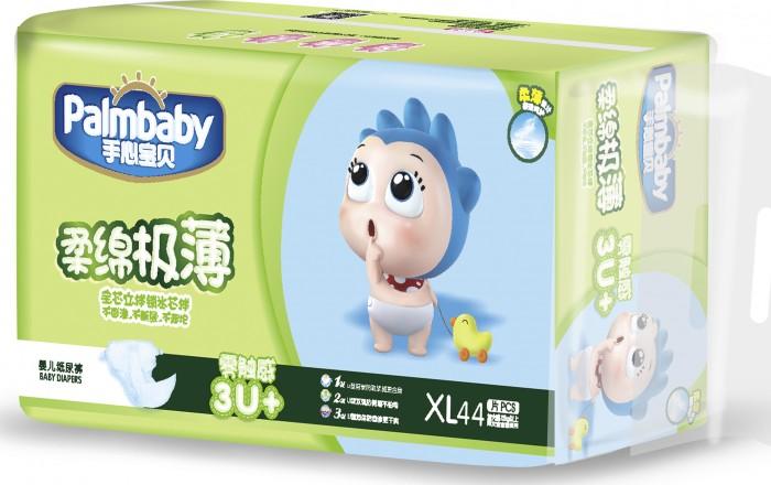 Купить Palmbaby Подгузники XL (12+кг) 44 шт. 6931882-000427 в интернет магазине. Цены, фото, описания, характеристики, отзывы, обзоры