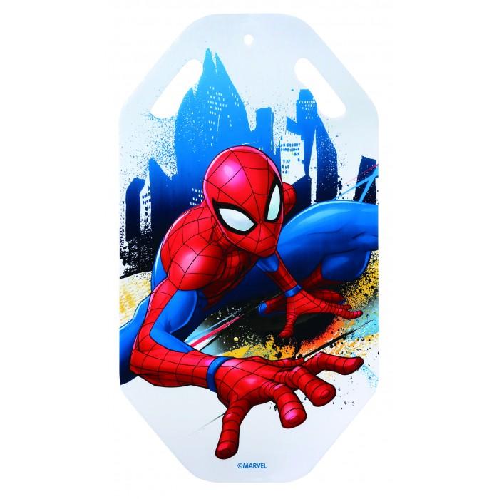 Фото - Ледянки 1 Toy Marvel Человек-Паук 92 см ледянка 1 toy человек паук т59096 красный синий