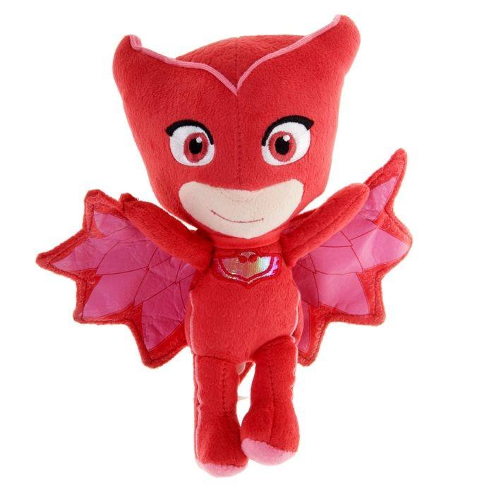 Мягкие игрушки Герои в масках (PJ Masks) Алетт 45 см фигурки игрушки pj masks фигурка кэтбой тм герои в масках 8 см